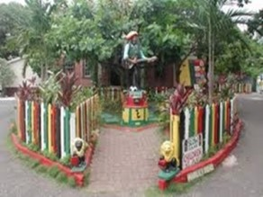 Bob Marley Birth Place tour Nine Mile St.Ann