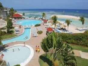 Holiday Inn Sunspree Resort transfer from Montego Bay airport