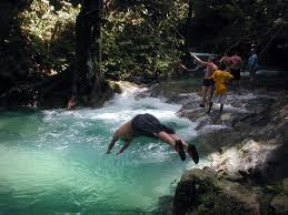 Mayfield Fall Negril Jamaica