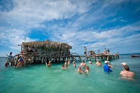 Call or book your Pelican Bar tour with Jamaica Exquisite Transfer and Tour you will be glad you did,